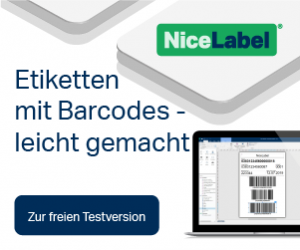 NiceLabel Etikettensoftware Testversion. Kostenloser Download