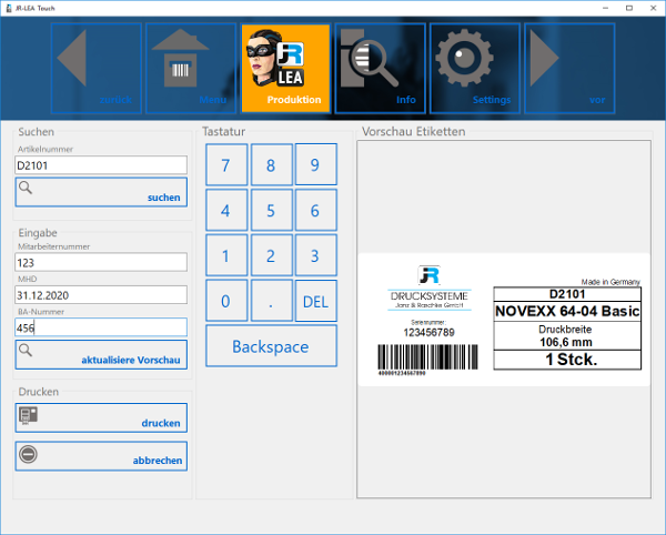 jr-lea-touch-etikettensoftware-mobil